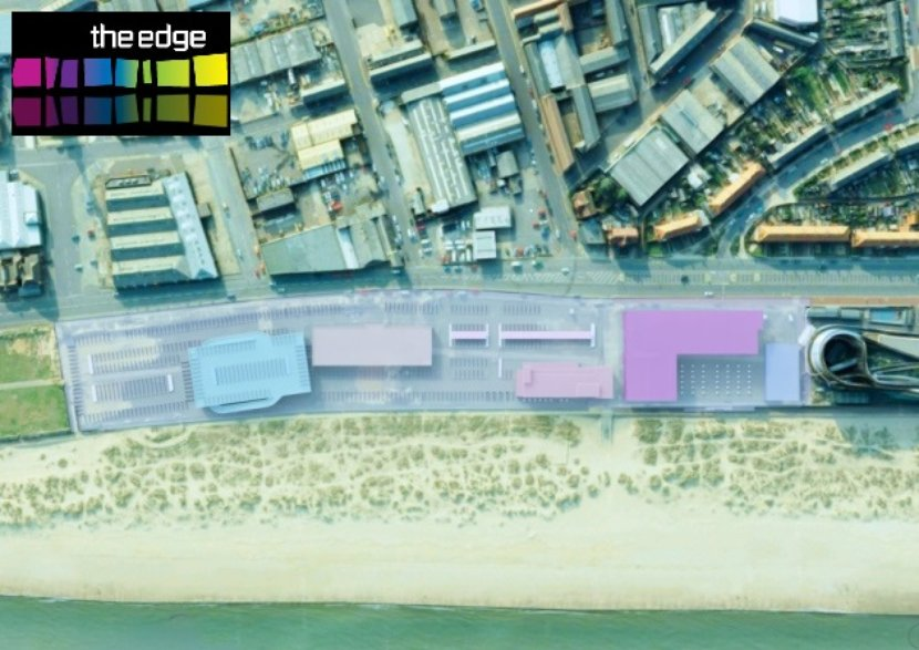 The Edge Complex, Great Yarmouth